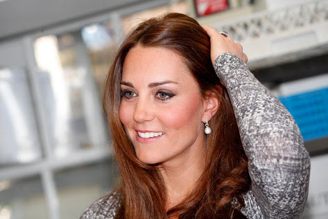 PRINCESS KATE IN LABOUR!!