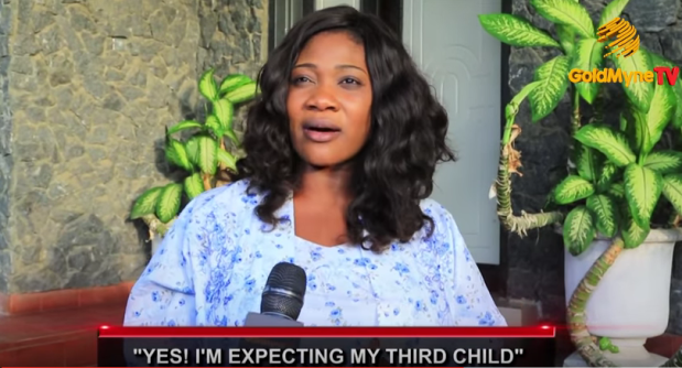NOTHING WRONG WITH MERCY JOHNSON HAVING A THIRD CHILD