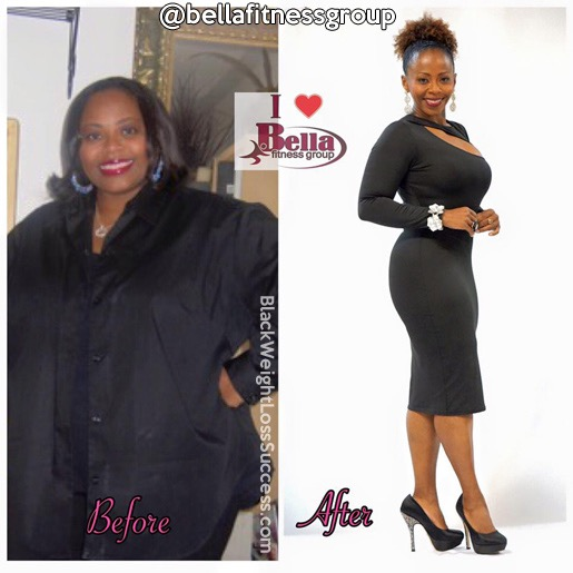 HOW CHAUNDA LOST 120 POUNDS
