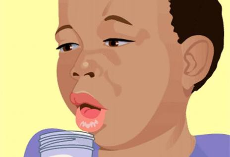 WHAT TO DO WHEN YOUR CHILD HAS A COUGH
