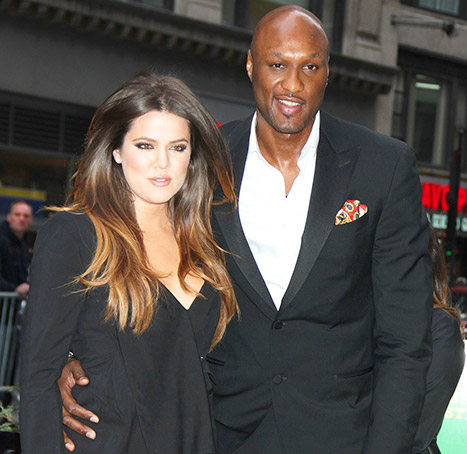 KHLOE AND LAMAR KINDA LOVE… PURR!